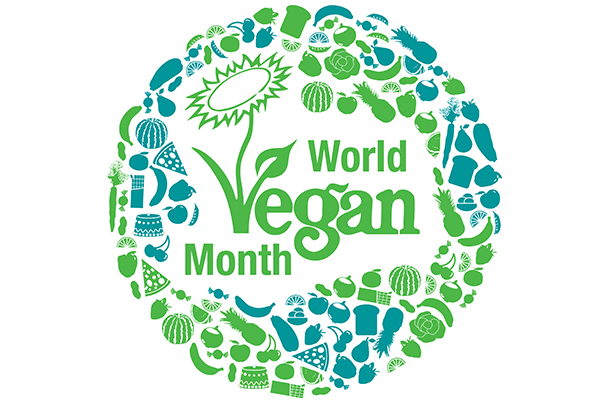 We Love World Vegan Month!