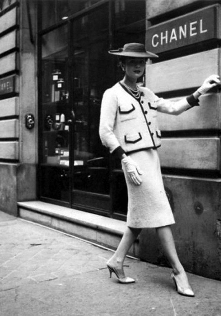 Chanel-suit