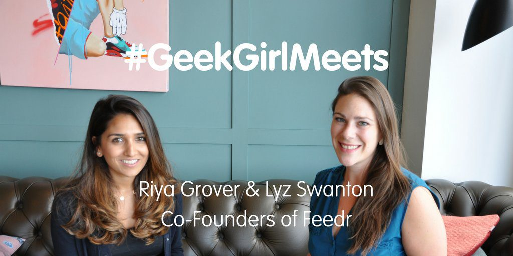 Co-Founders Featured on Geek Girl Podcast