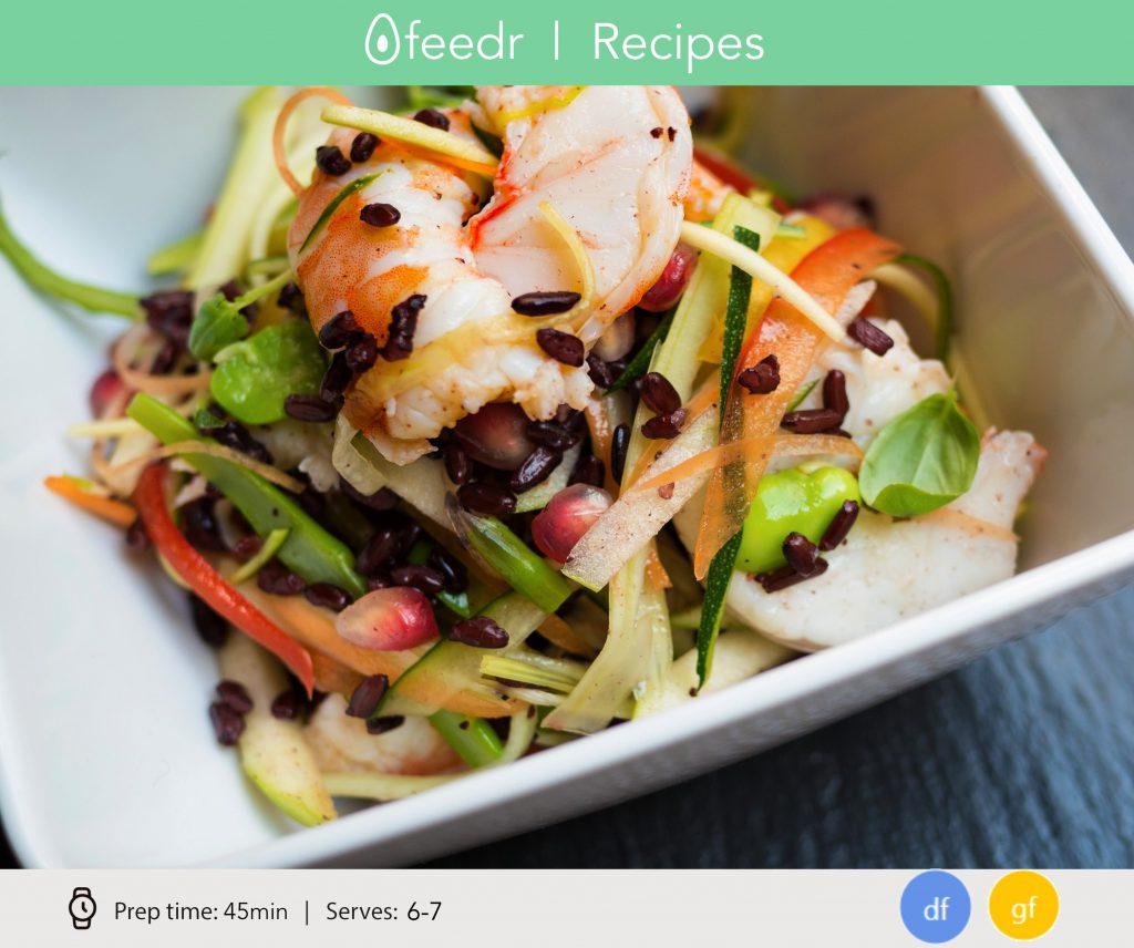 prawn-rice-salad
