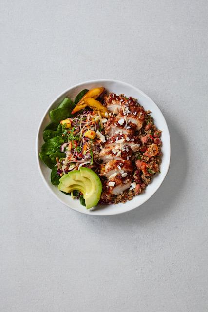 Jerk Chicken Salad (1)