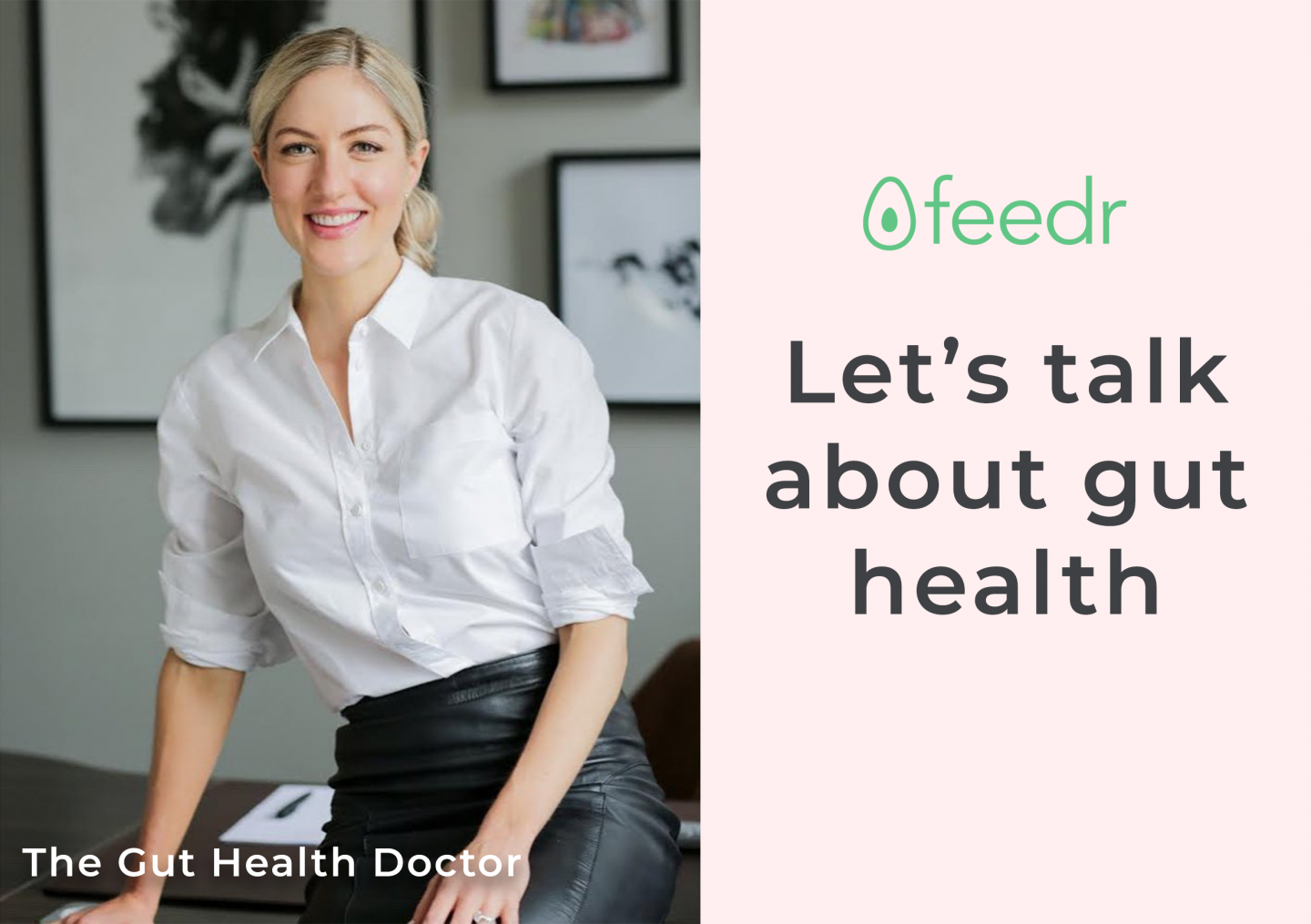 Let's Talk About Gut Health