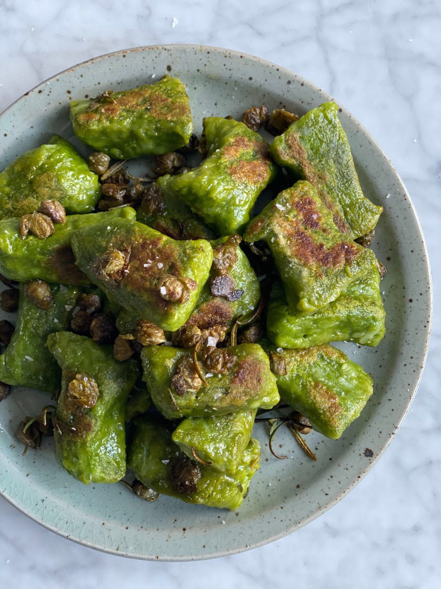 TDK – spinach gnocci (1)