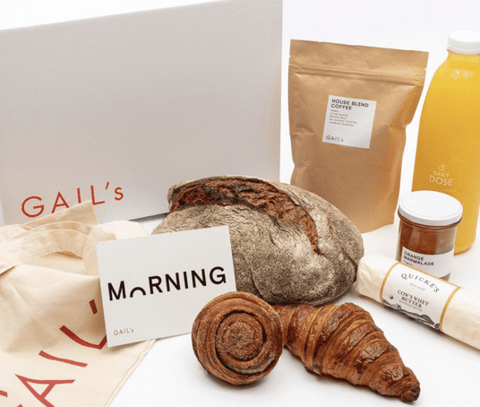 Gail's Bakery Breakfast Home Delivery
