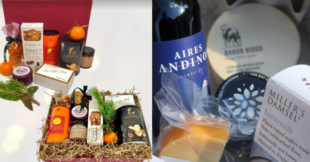 Send Christmas Hampers - Feedr Home Delivery