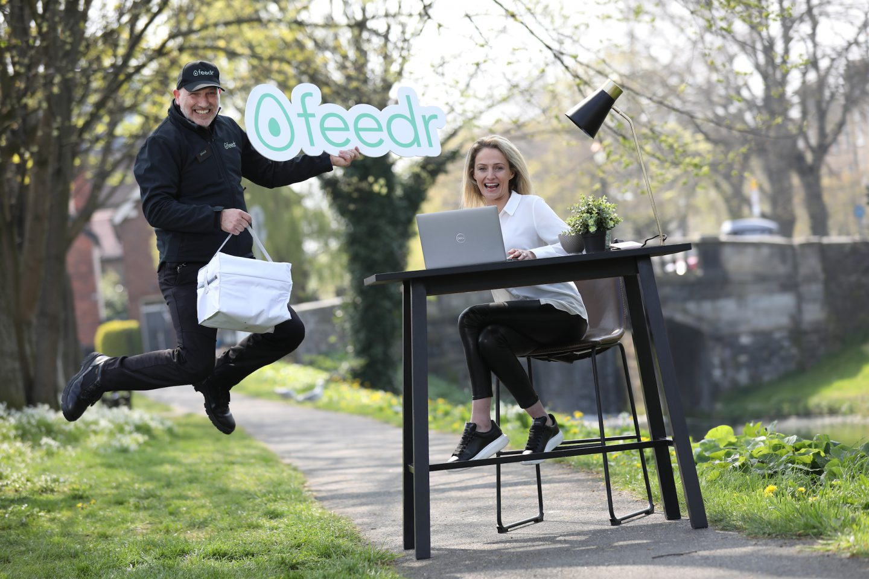 Feedr launches in Dublin