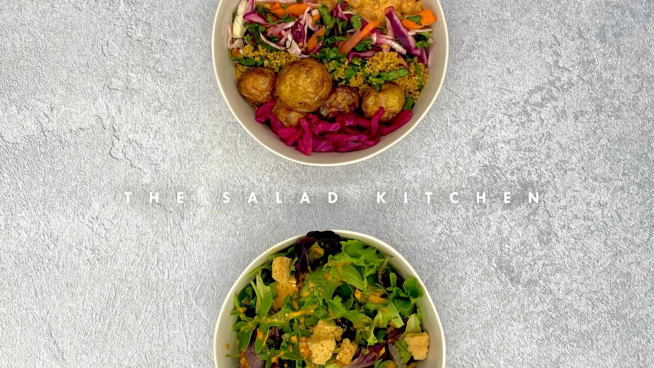 Salad Kitchen's CrunchBox