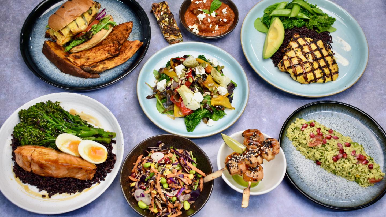 5 healthy meals that aren't salads